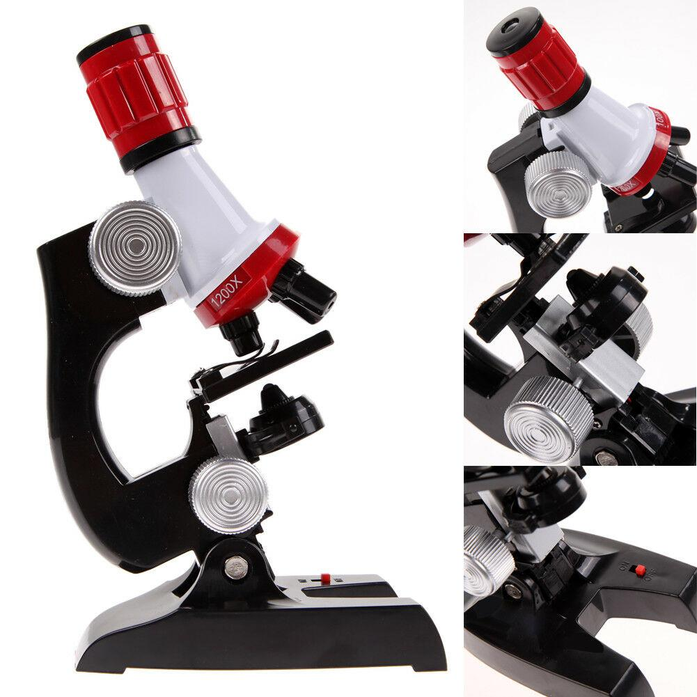 Kids Science Microscope - Kids Microscope Kit
