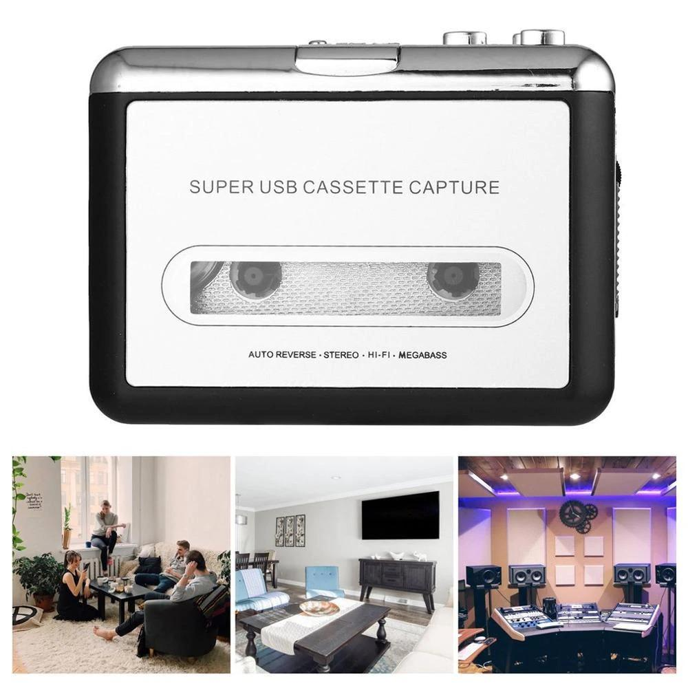 Cassette Tape To MP3 Converter Device
