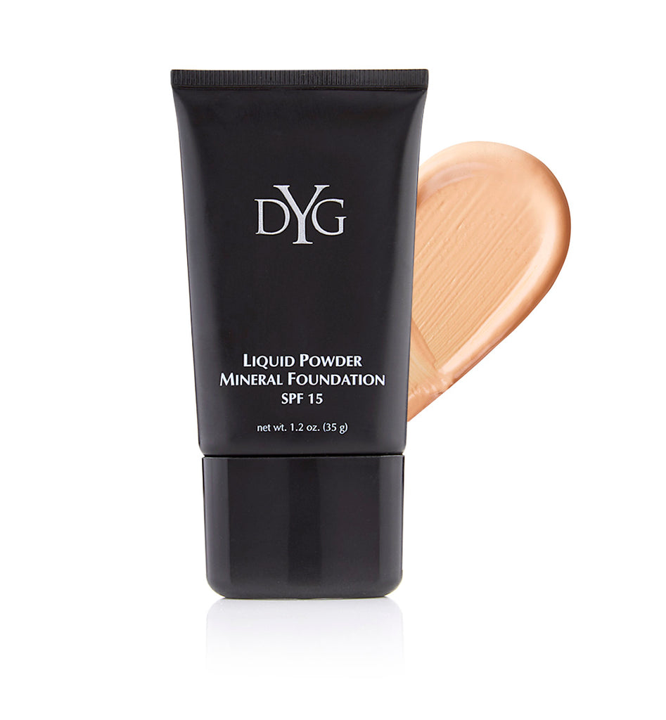LIQUID POWDER MINERAL FOUNDATION - SPF 15