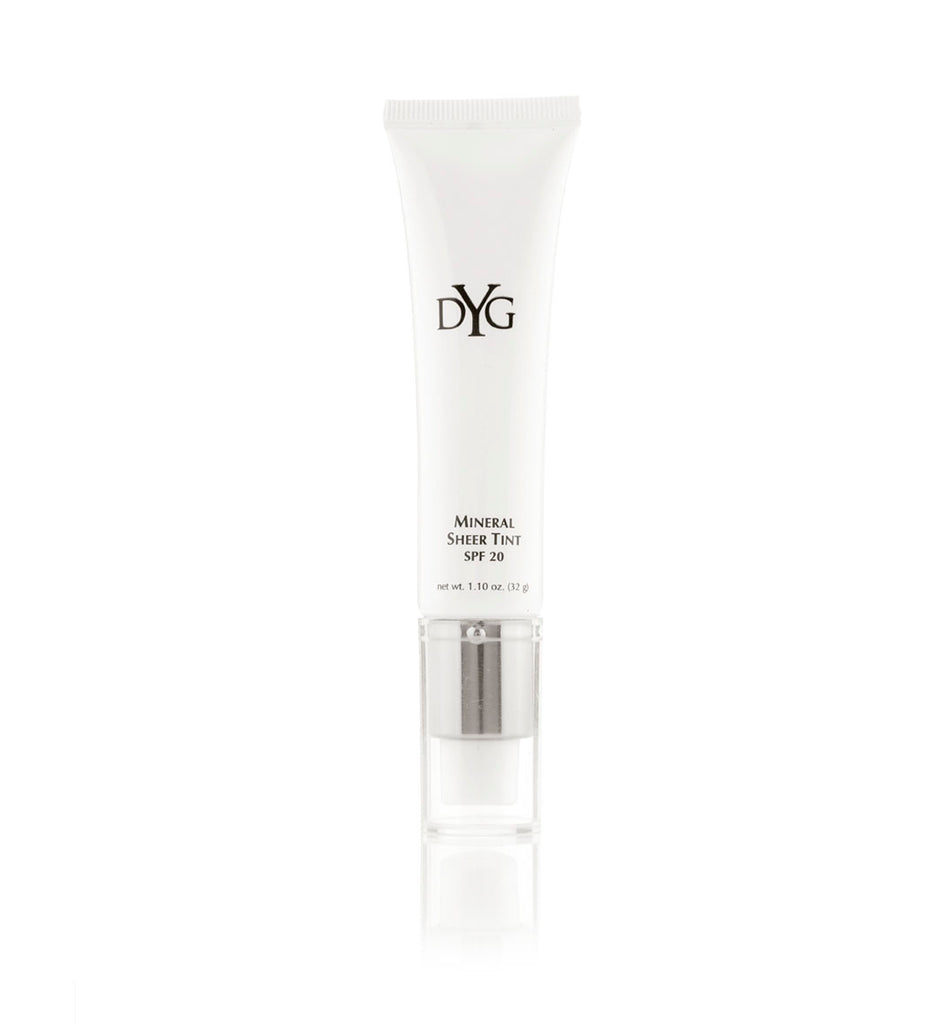 MINERAL SHEER TINT - SPF 20