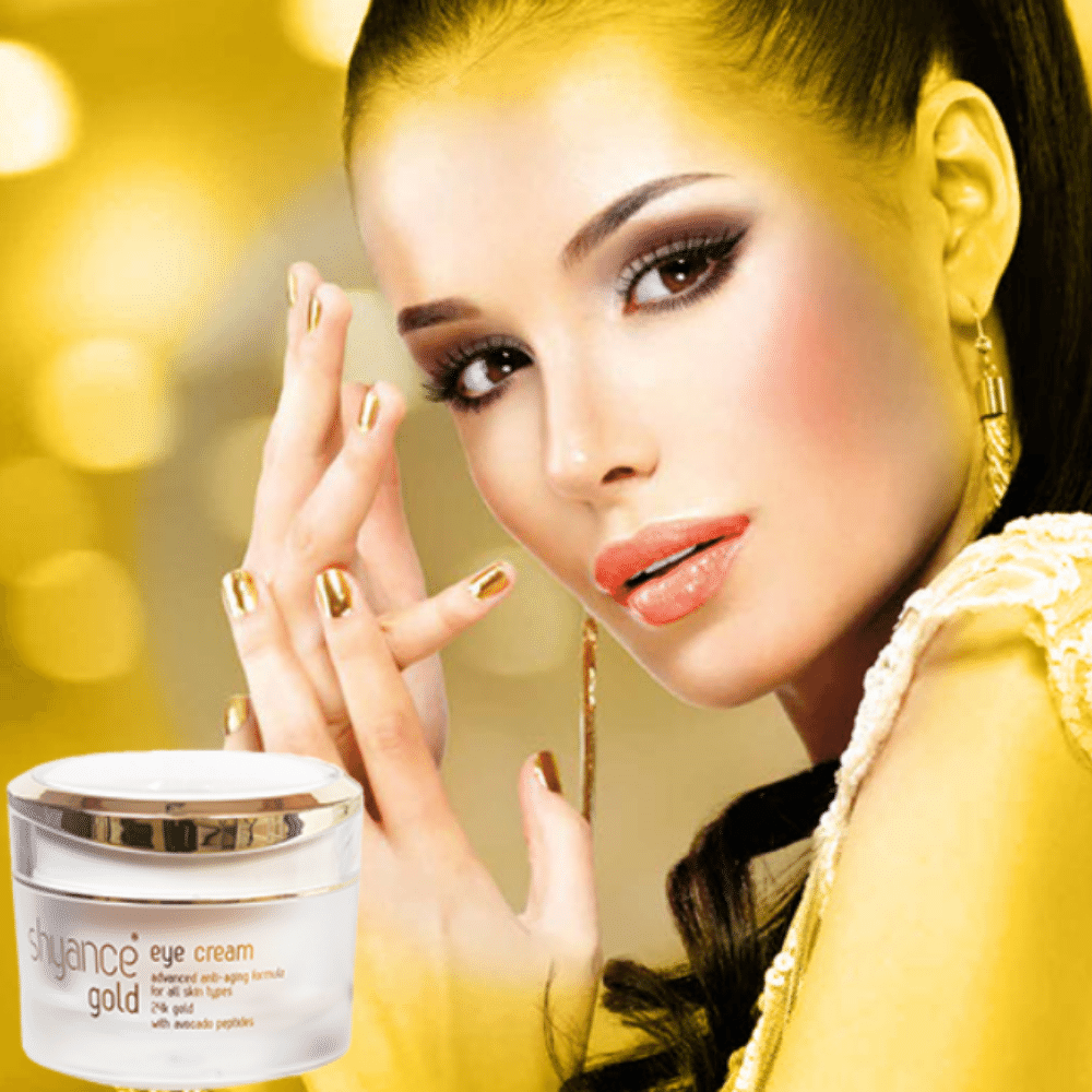 24 Karat Gold Eye Cream | Advanced Anti-Aging