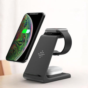 3-In-1 Wireless Charger