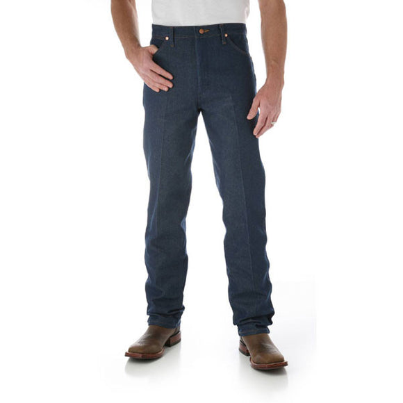Wrangler Rigid Cowboy Cut Original Fit Jean (Rigid Indigo)
