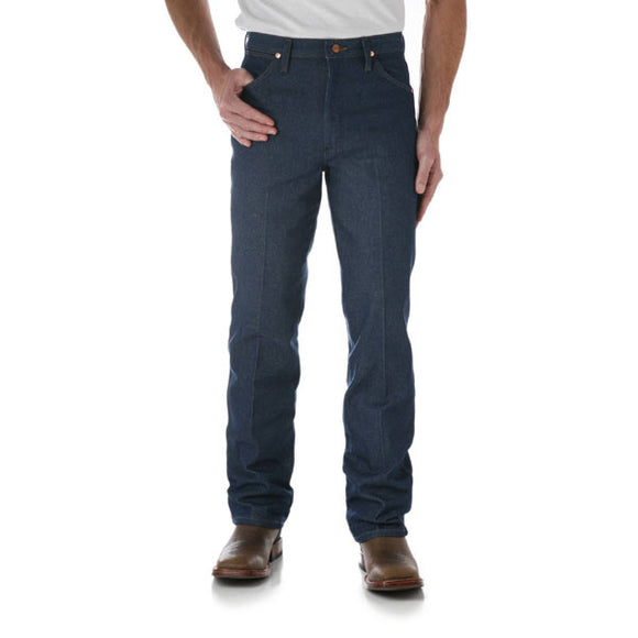 Wrangler Rigid Cowboy Cut Slim Fit Jean (Rigid Indigo)