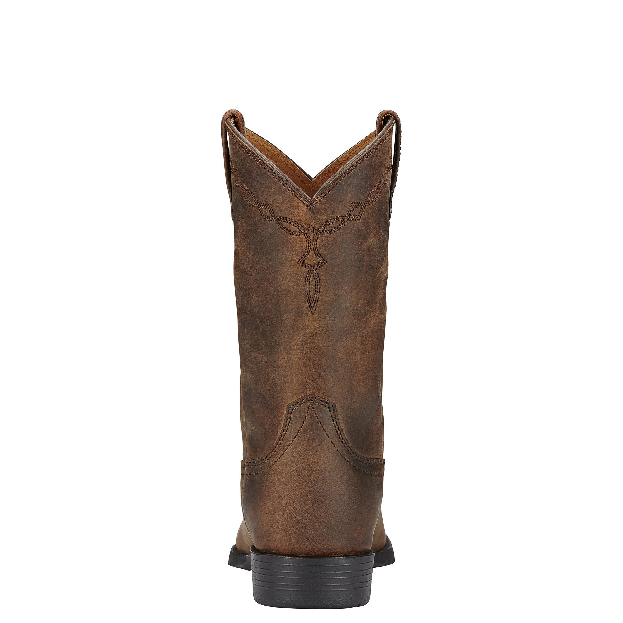 91543e05375 Women's Ariat Heritage Roper (Distressed Brown) – Frontier Western Store