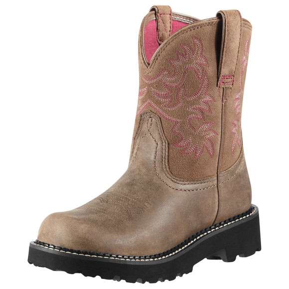 Women's Ariat Fatbaby Original (Brown Bomber)