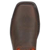 Ariat Workhog Steel Toe (Dark Earth \ Red)