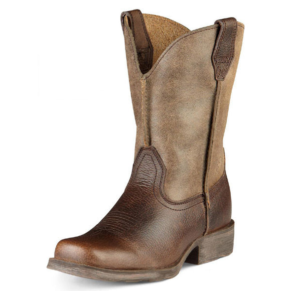 Children's Ariat Rambler Boot (Earth)