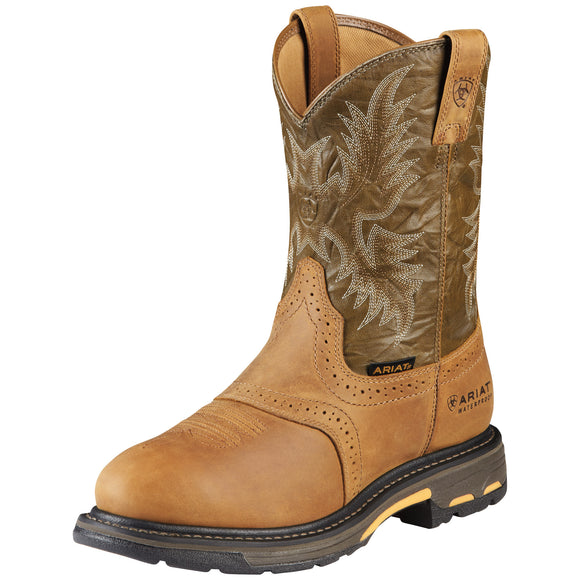 Ariat Workhog H2O Waterproof (Aged Bark)