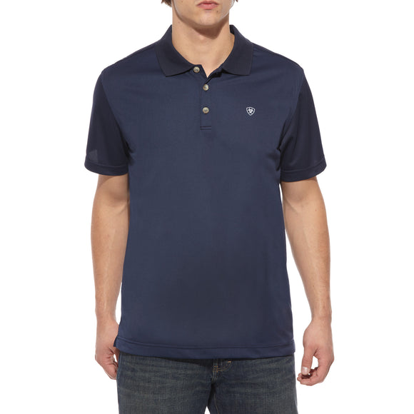 Ariat Tek Polo (Navy)