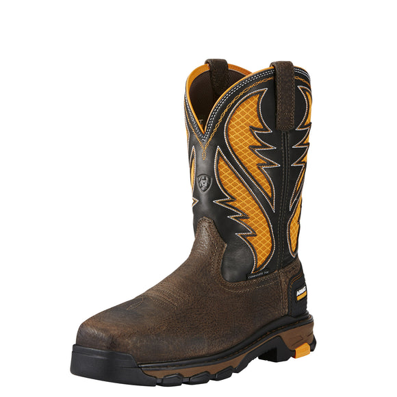 Ariat Intrepid Venttek Comp Toe (Cocoa Brown)