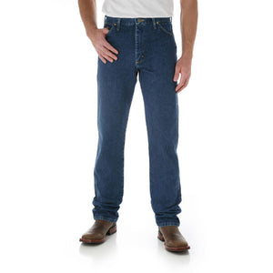 Wrangler George Strait Cowboy Cut Original Fit Jean (Stone Denim)