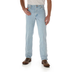 Wrangler Cowboy Cut Original Fit Jean (Bleach)