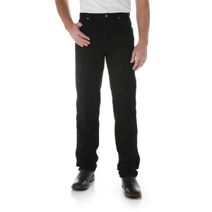 Wrangler Cowboy Cut Original Fit Jean (Shadow Black)