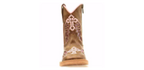 Children's Blazin Roxx Gracie Boots (Pink \ Brown)
