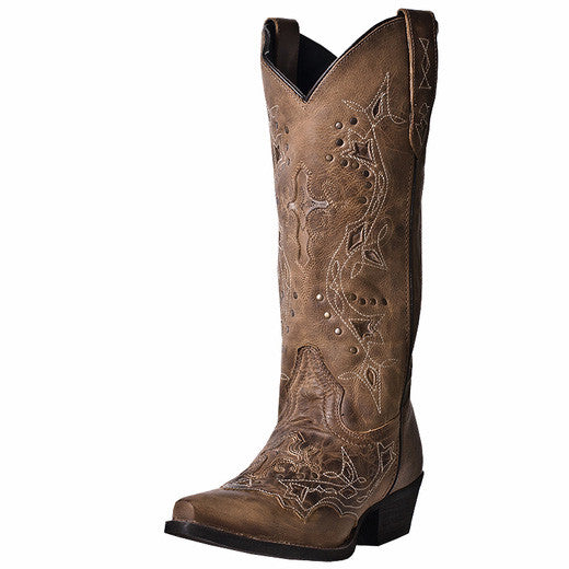 Women's Laredo Cross Point (Burnt Rust)