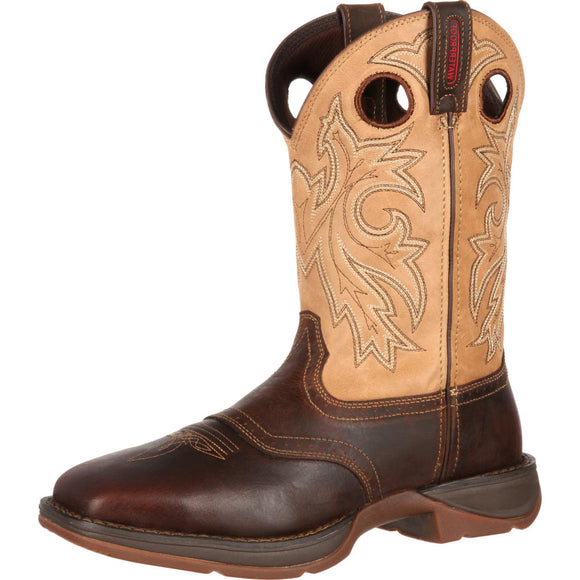 Durango Rebel Saddle Up (Brown \ Tan)
