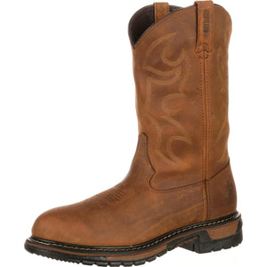 Rocky Original Ride Branson Roper Waterproof (Aztec Crazy Horse)