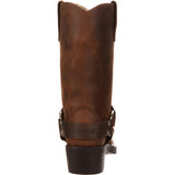 Women's Durango Harness Boot (Distressed Brown)