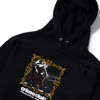 MURDER BLACK  PULL OVER - crimeclubmfg