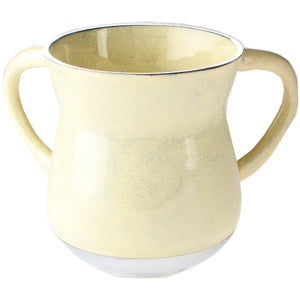 Aluminium Washing Cup 10.5cm- Sparkling Pearl