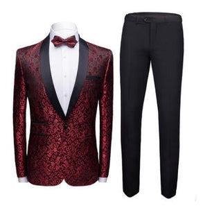 Men''s suit suits men wedding Dress Suit Set