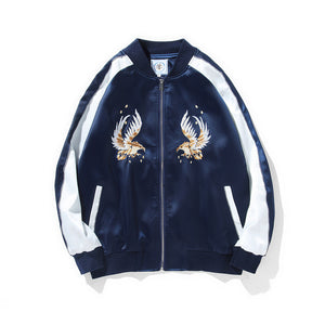 Feather wings jacket loose coat-Seo optimizer Test