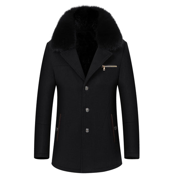 Men's Plush coat
