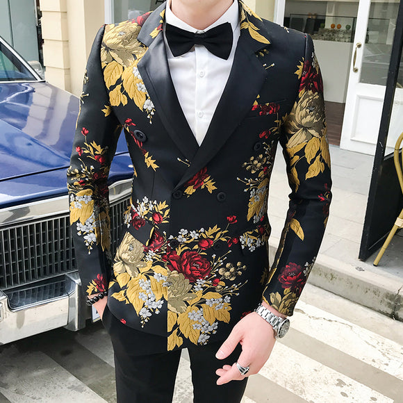 Blazer Floral Tendencia 2020-Seo optimizer Test