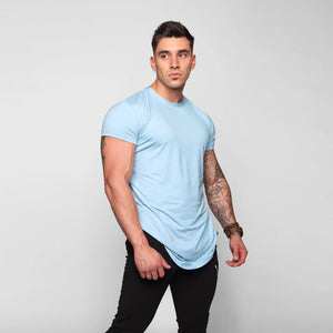 Plain sport short sleeves