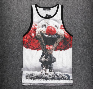 Skull F***K Mesh Tank Top (Other Variants Available) 50%OFF!!!