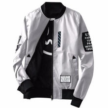 Cargar imagen en el visor de la galería, New Style Jacket In Both Jackets And Jacket Fashionable Men'S Jacket Bomber Jacket Plus Size XXXL
