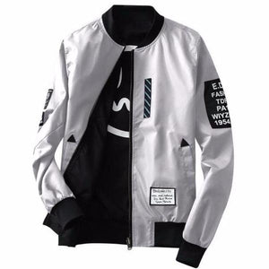 New Style Jacket In Both Jackets And Jacket Fashionable Men'S Jacket Bomber Jacket Plus Size XXXL