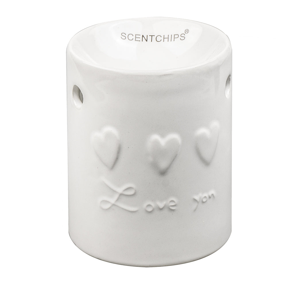 Diffusore ScentBurners Love You + ScentBox Small 8 cere
