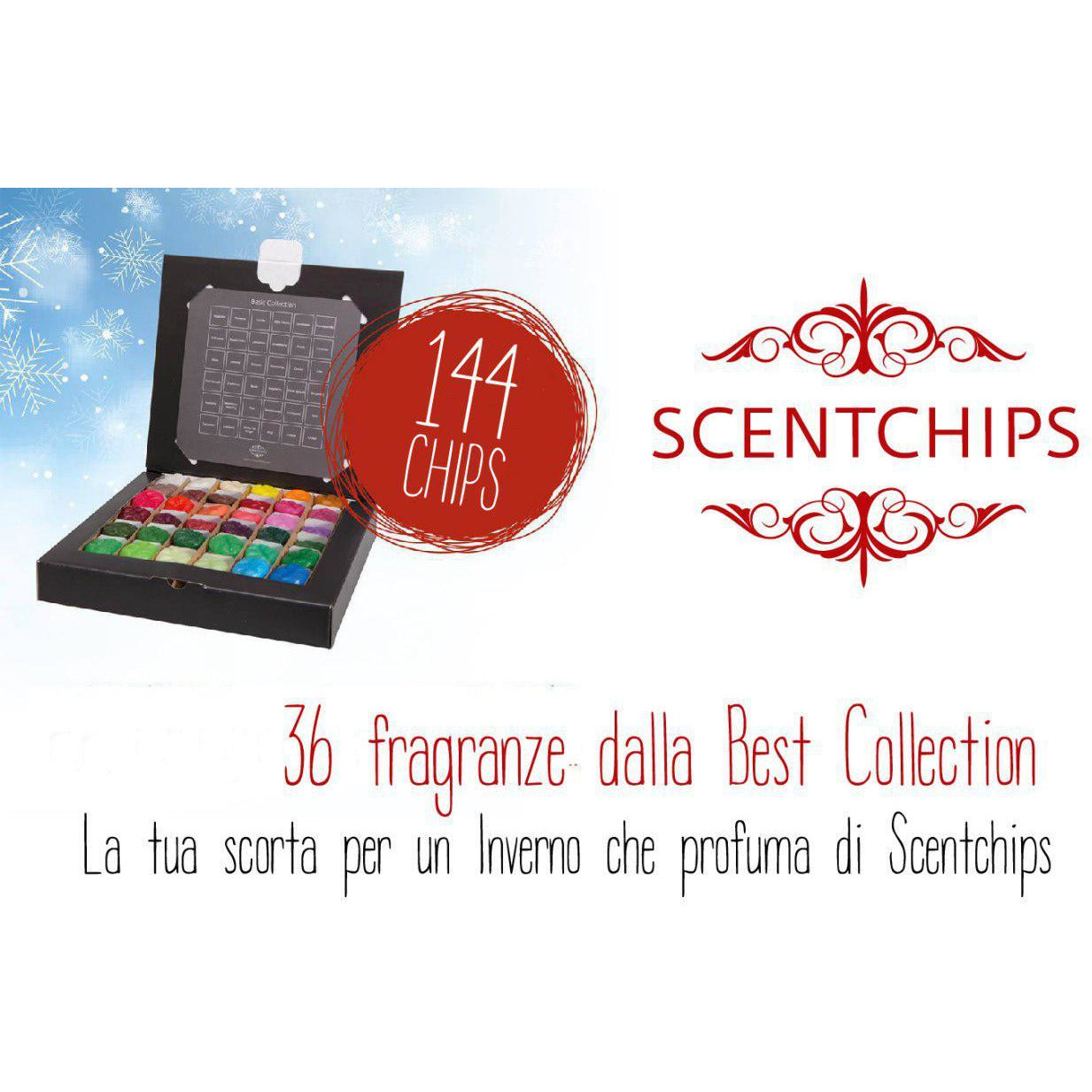 ScentBox Best Collection 36 Fragranze