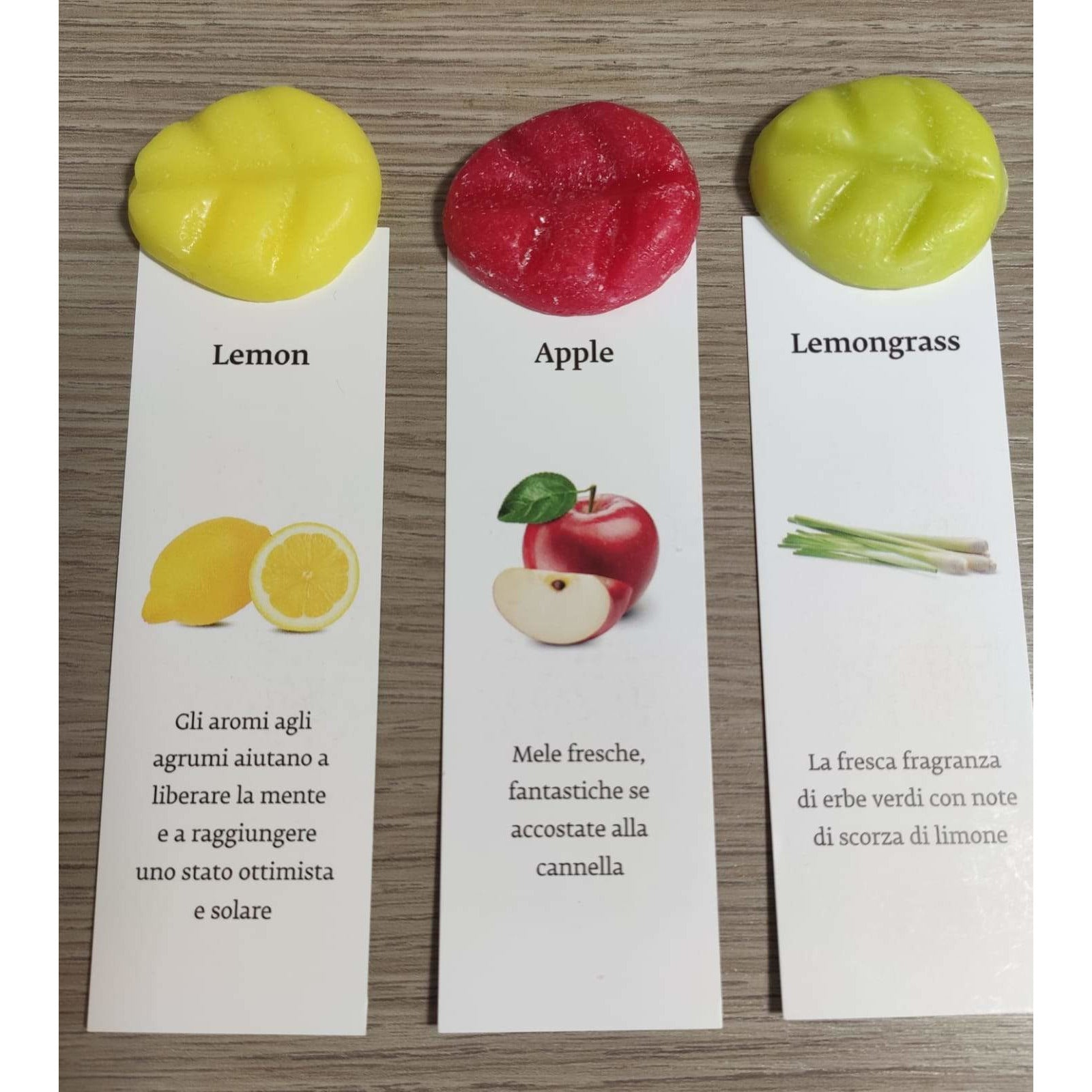 Lemon - Apple - Lemongrass