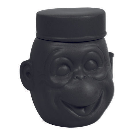 Burner Monkey Big Smile Black
