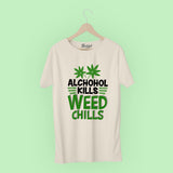 Alcohol kills T-Shirt