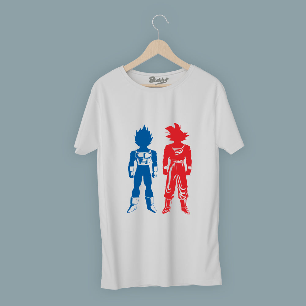 Dragon Ball Z Goku Vegeta Anime T-Shirt