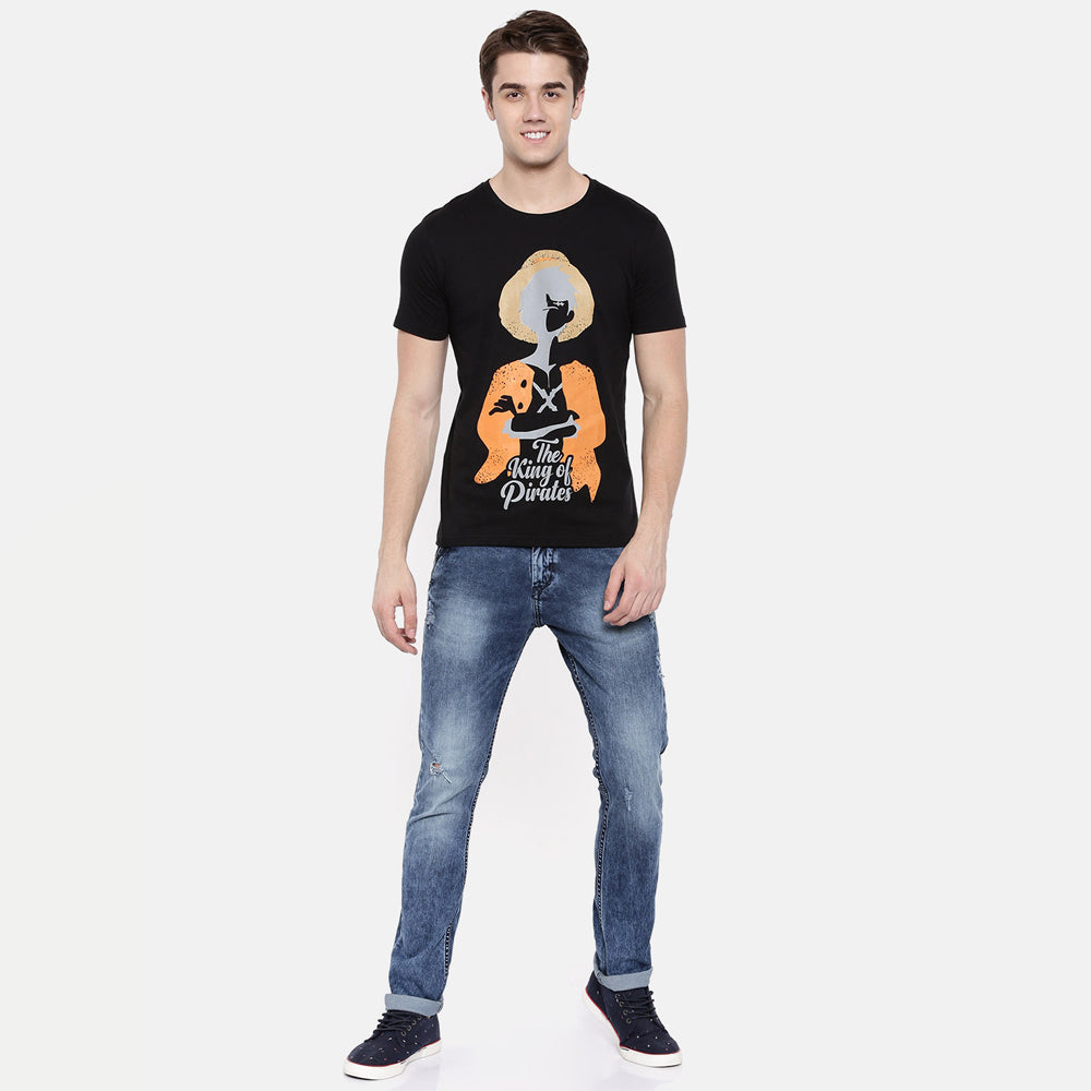 One Piece: King Of Pirates Anime T-Shirt - Bushirt
