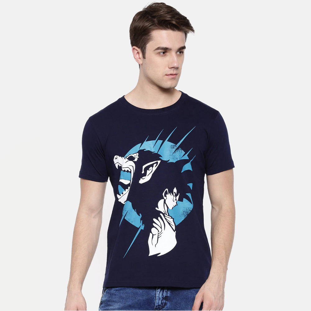 Dragon Ball Z - GOKU-OOZARU Anime T-Shirt - Bushirt