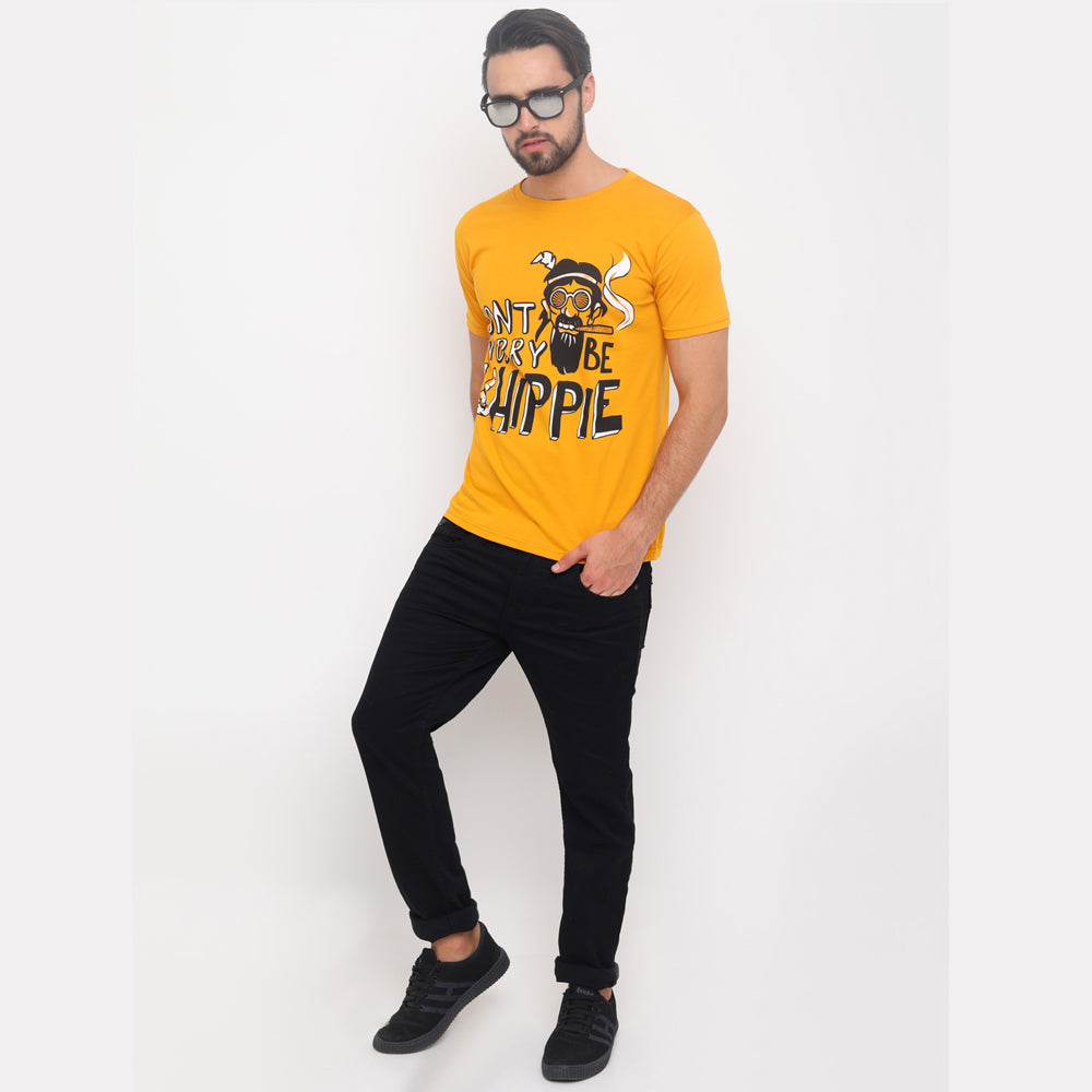 Don't Worry Be Hippie T-Shirt