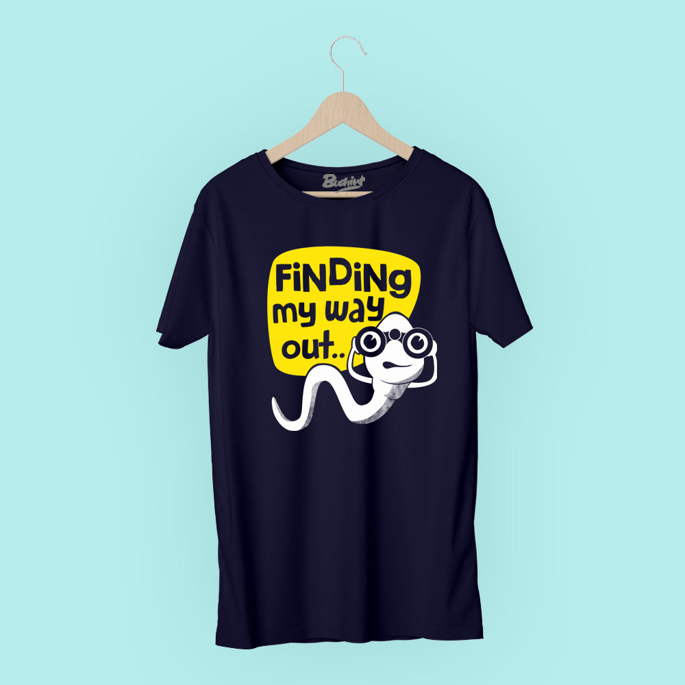 Finding My Way Out T-Shirt