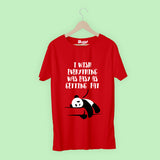 Getting Fat T-Shirt