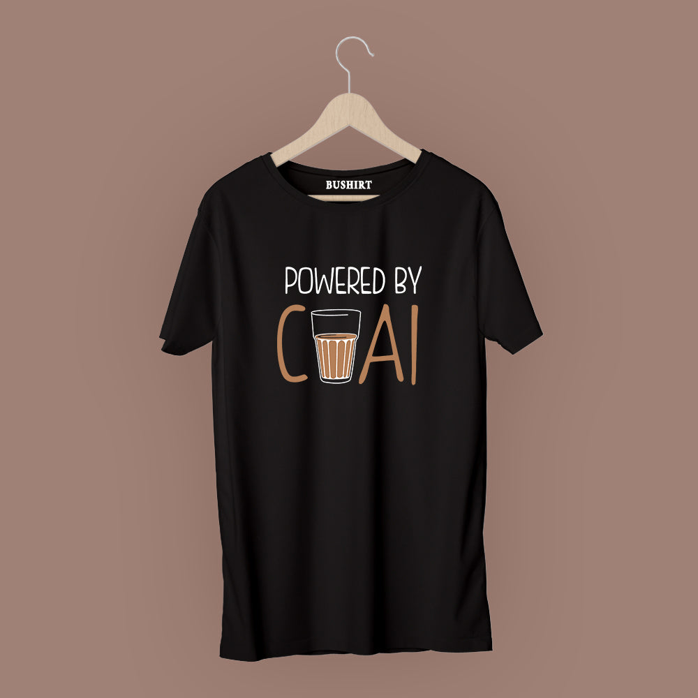 Powerd By Chai T-Shirt