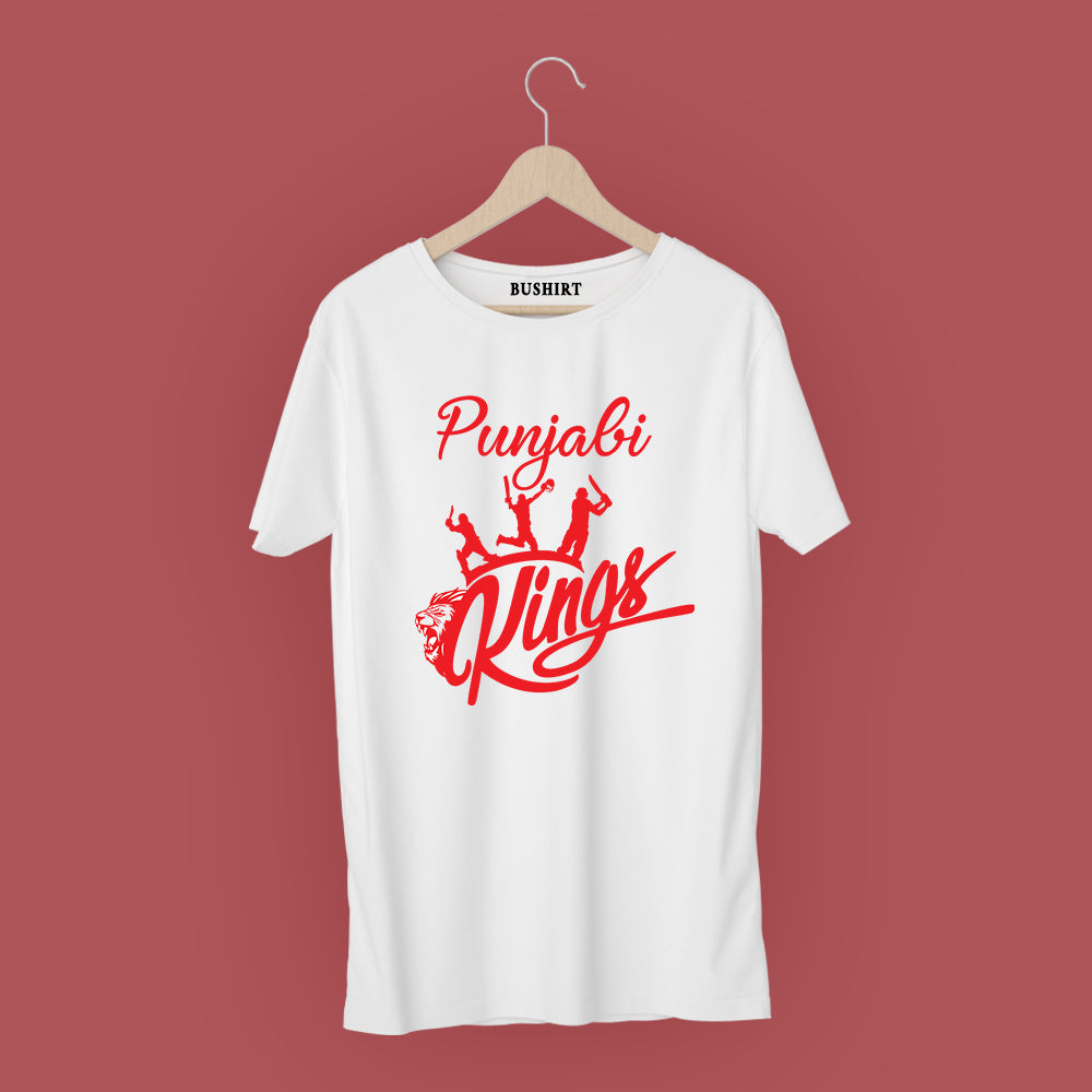 Punjabi Kings T-Shirt - Bushirt