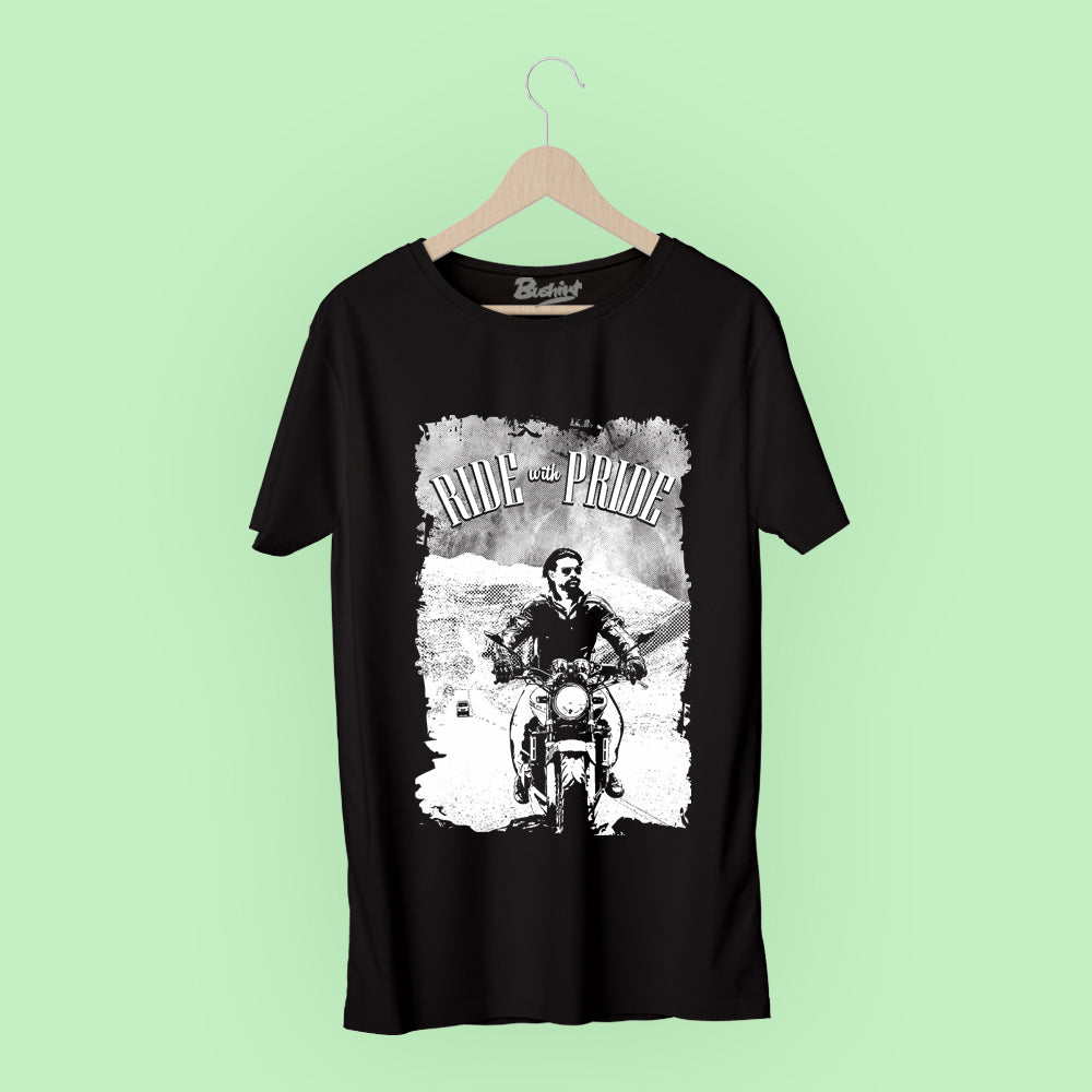 Ride With Pride T-Shirt