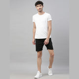 Black Tape Shorts - Bushirt