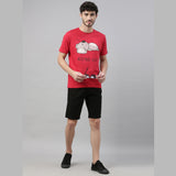Black Chino Shorts - Bushirt