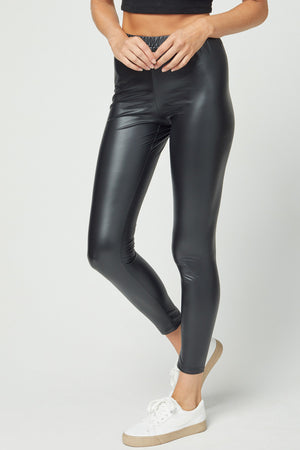 Load image into Gallery viewer, Emma Faux Leather Leggings